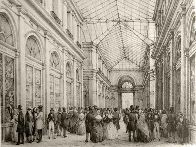 Passage architettura wikipedia for Negozi arredamento milano e provincia