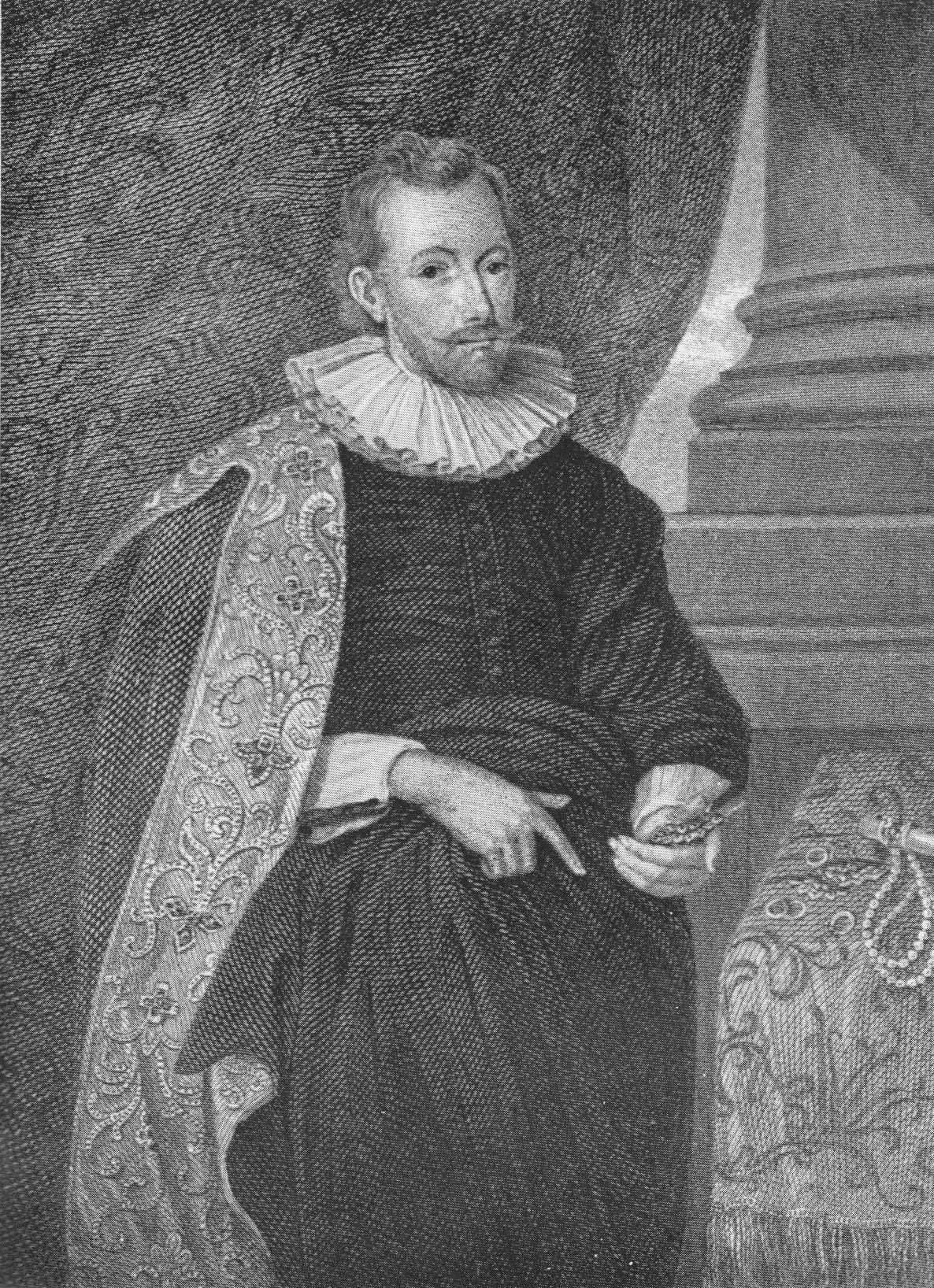 George Heriot (1563–1624), founder of Heriot's Hospital