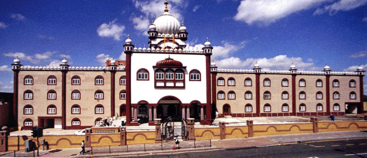 Image result for soho road gurdwara