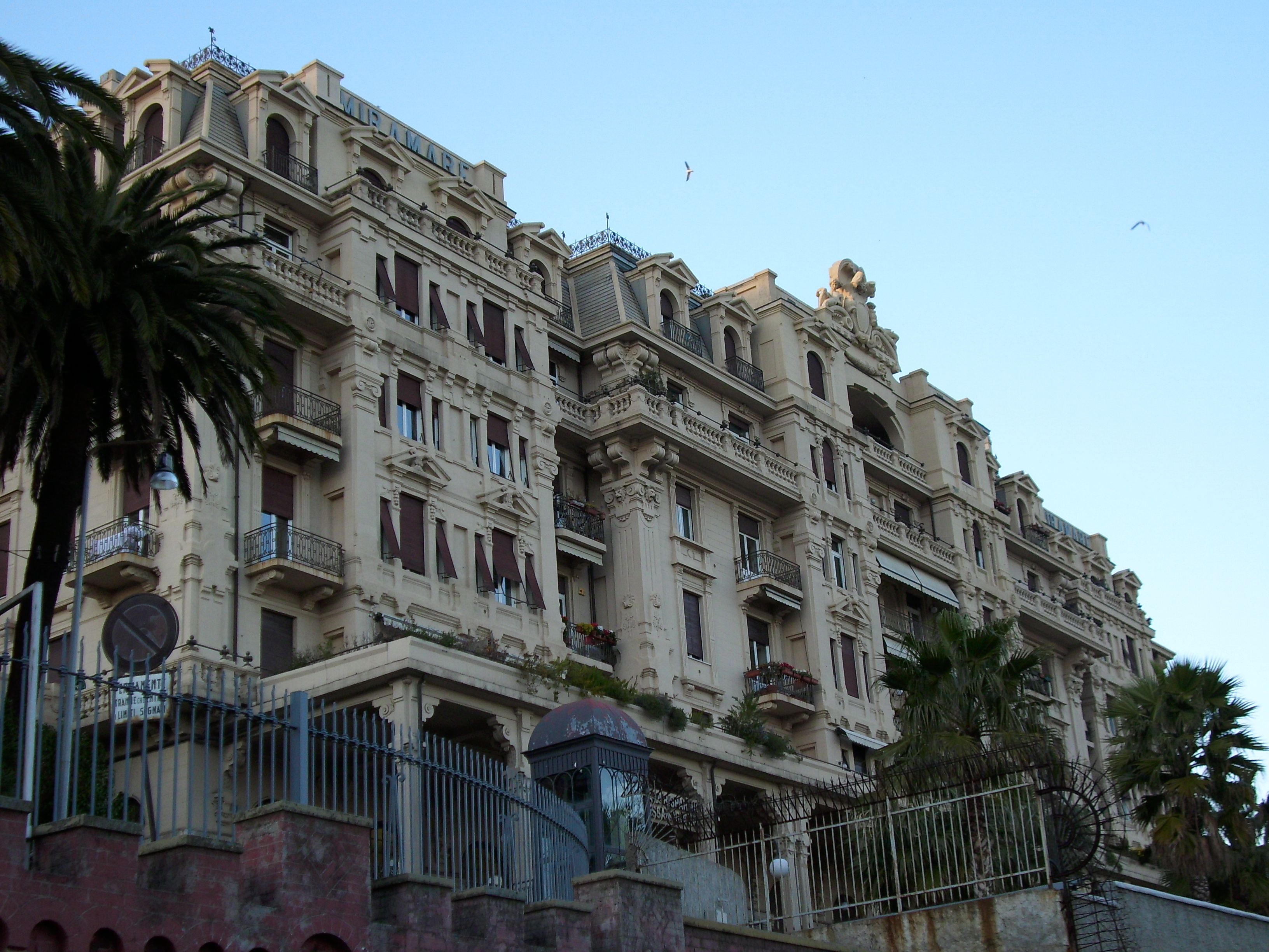 Grand Hotel Miramare Sizilien