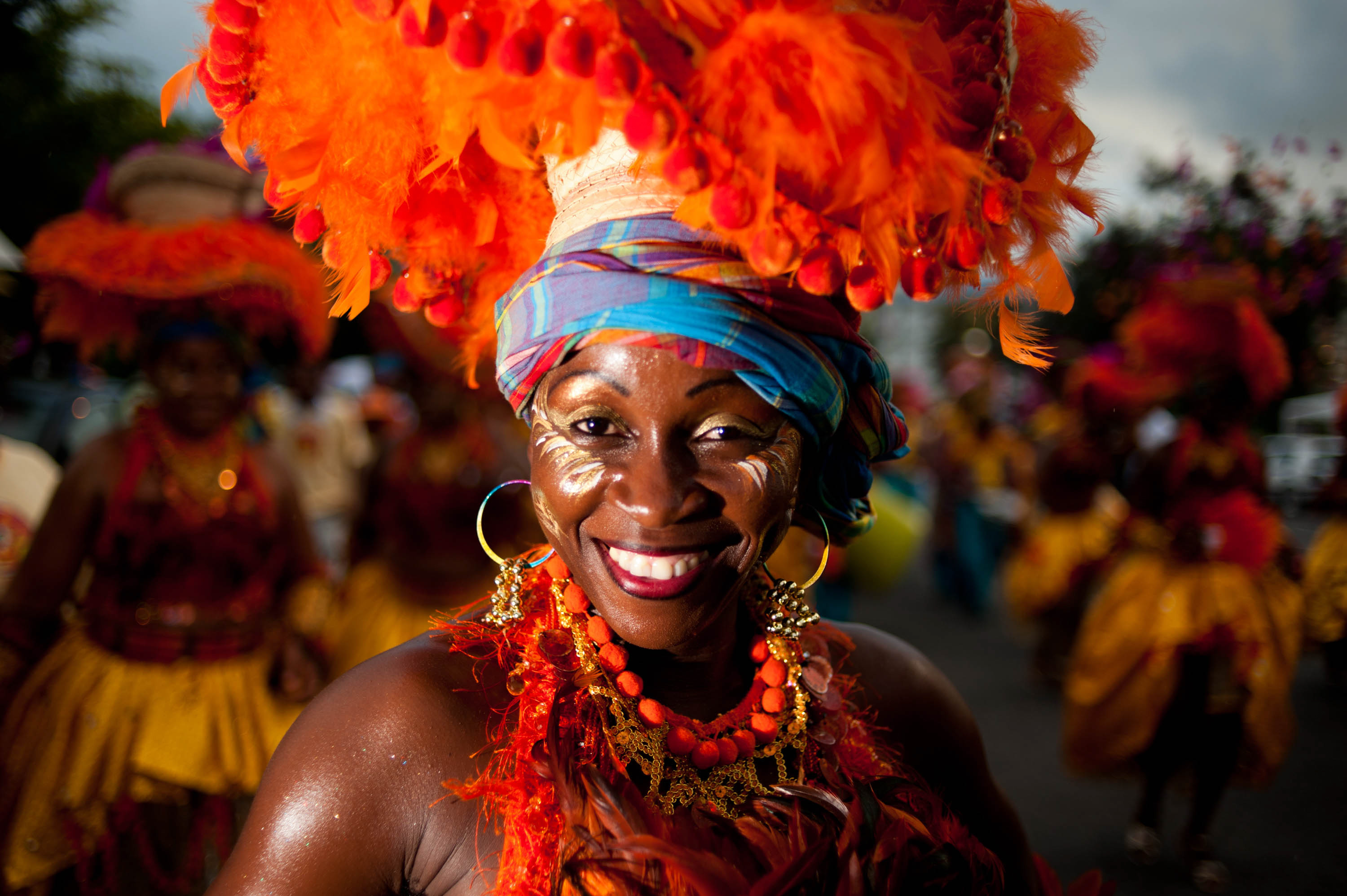 TRIP DOWN MEMORY LANE: GUADELOUPE: AFRICAN DESCENDANTS IN