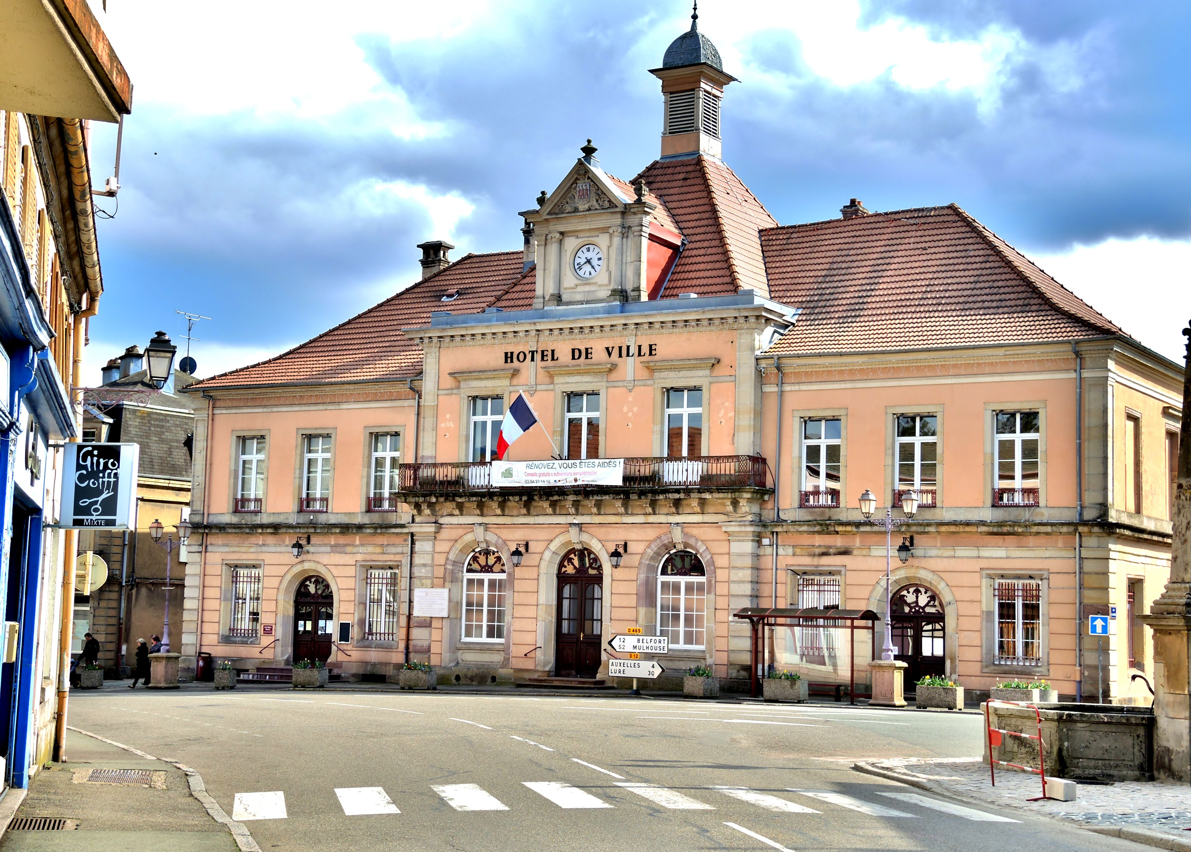 Mairie Thionville GR5 section 1
