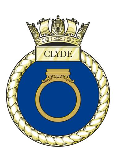 File:HMS-Clyde-Crest jpg - Wikimedia Commons