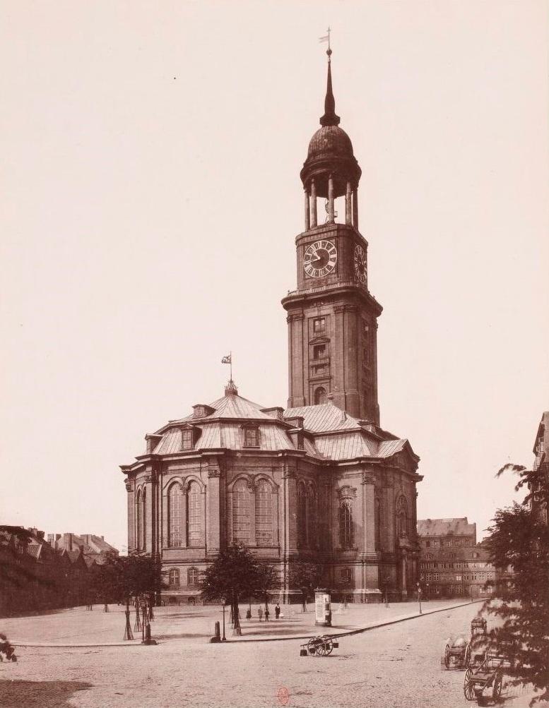 Bulgarische Kirche Hamburg