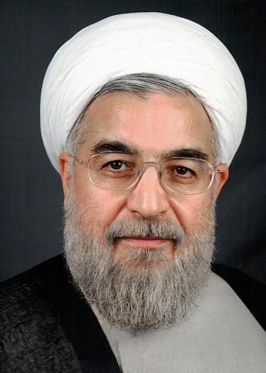 L'attuale presidente Iraniano