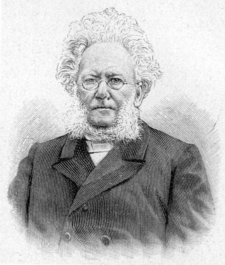 an introduction to the life and literature of henrik ibsen An introduction to the life and works of henrik ibsen and the founding of modern drama in the hall of the mountain king: .
