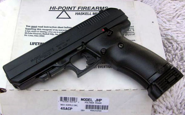 Hi-Point Model JHP - Wikipedia