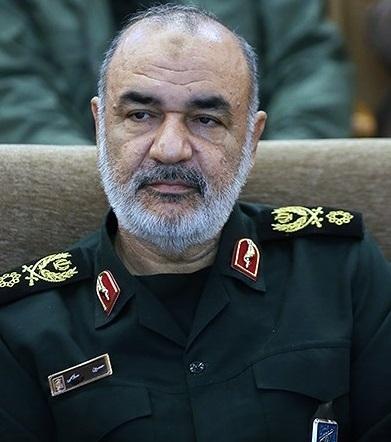 فرمانده کل سپاه پاسداران انقلاب اسلامی
