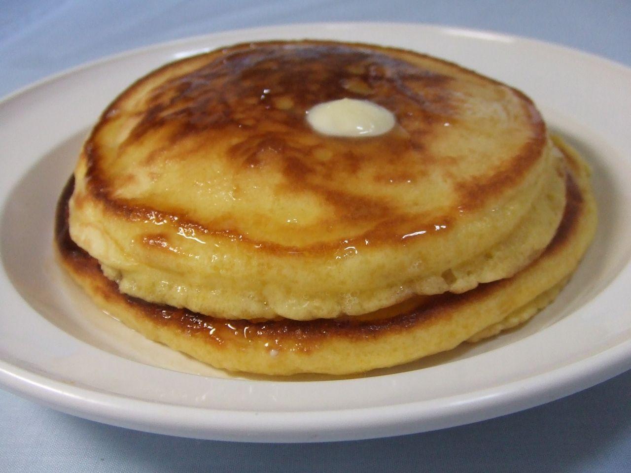 Hot Cake Recipe Without Egg