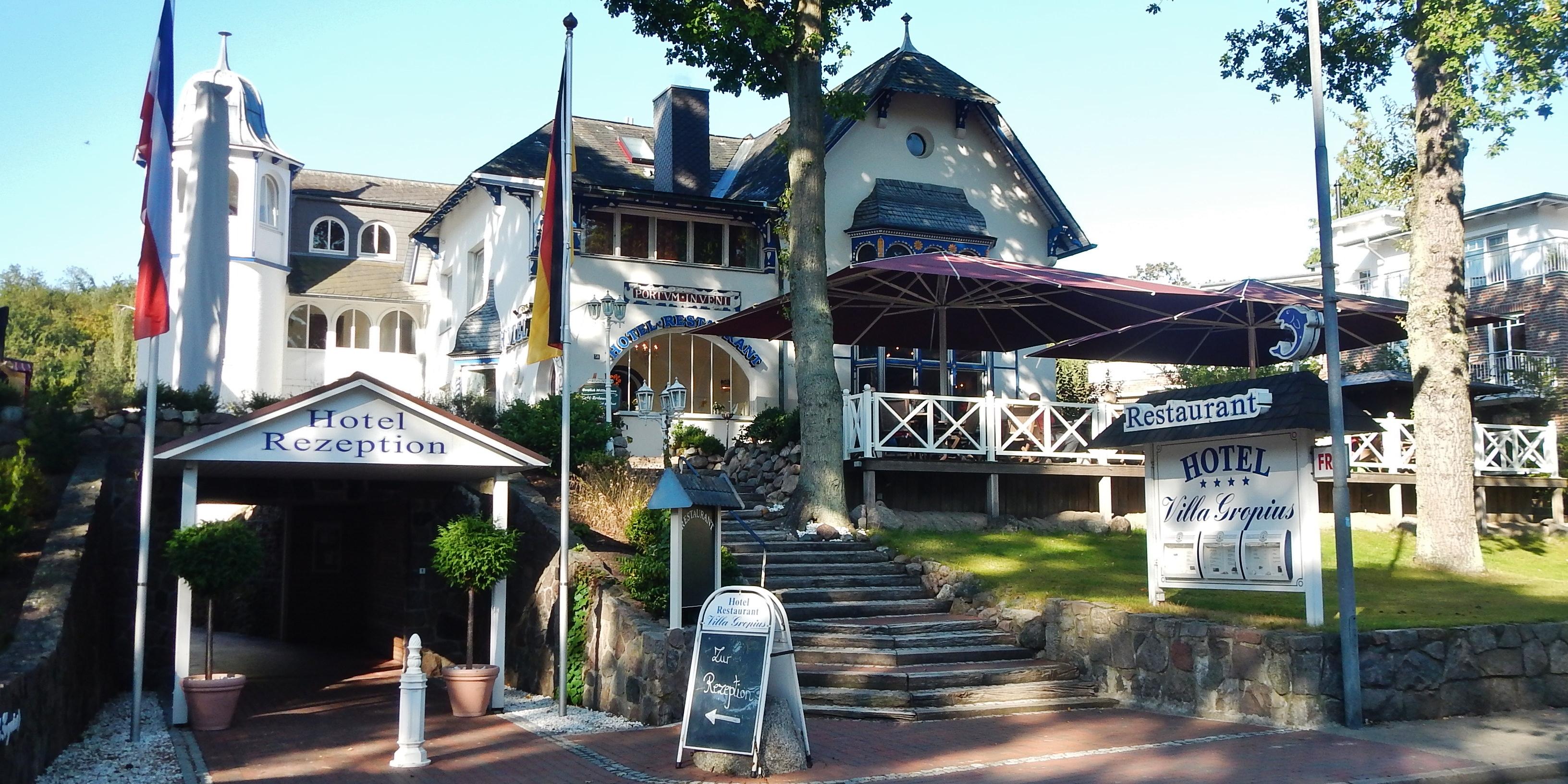 Hotel Villa Gropius Travemunde