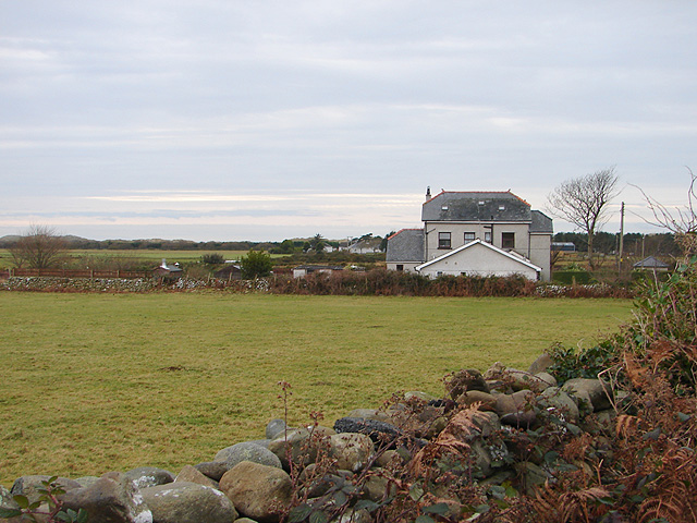 House at Llanenddwyn - geograph.org.uk - 1080282