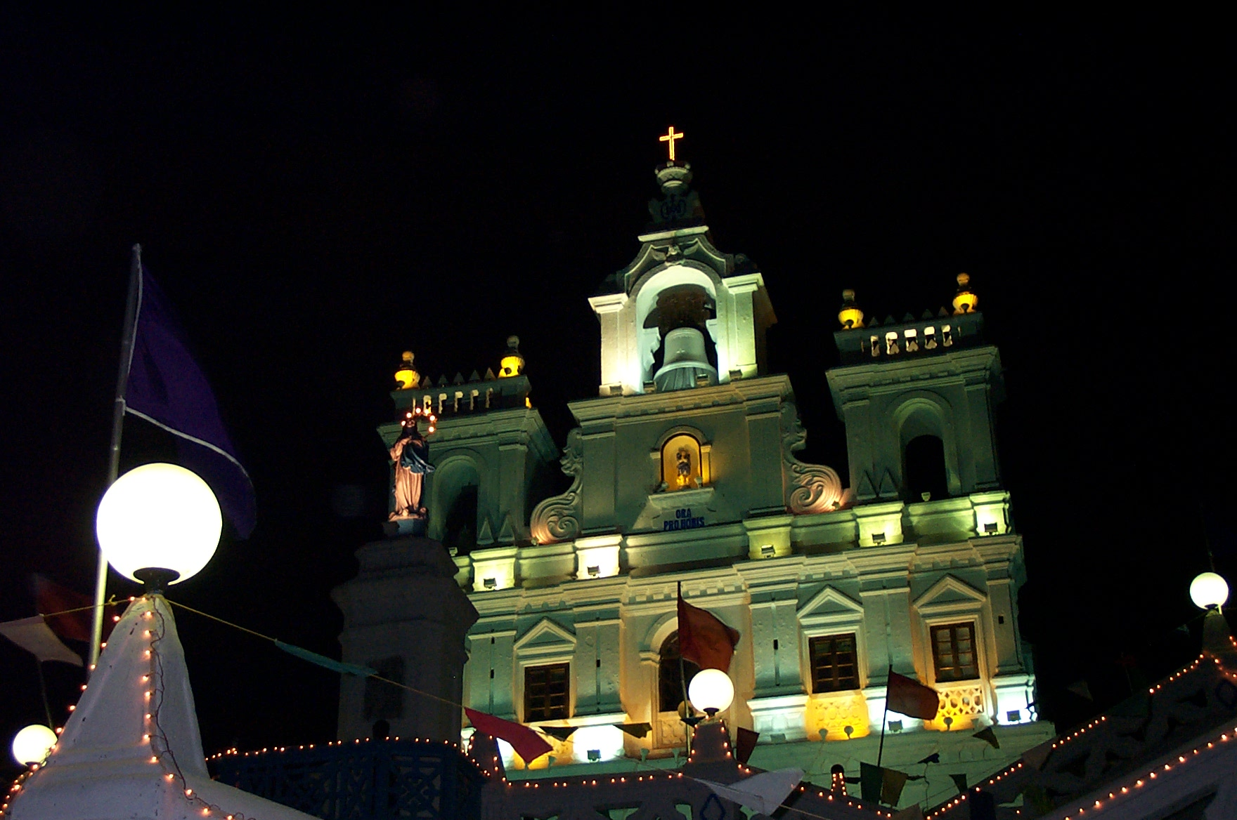 Churches Goa File:india Goa Panjim Church