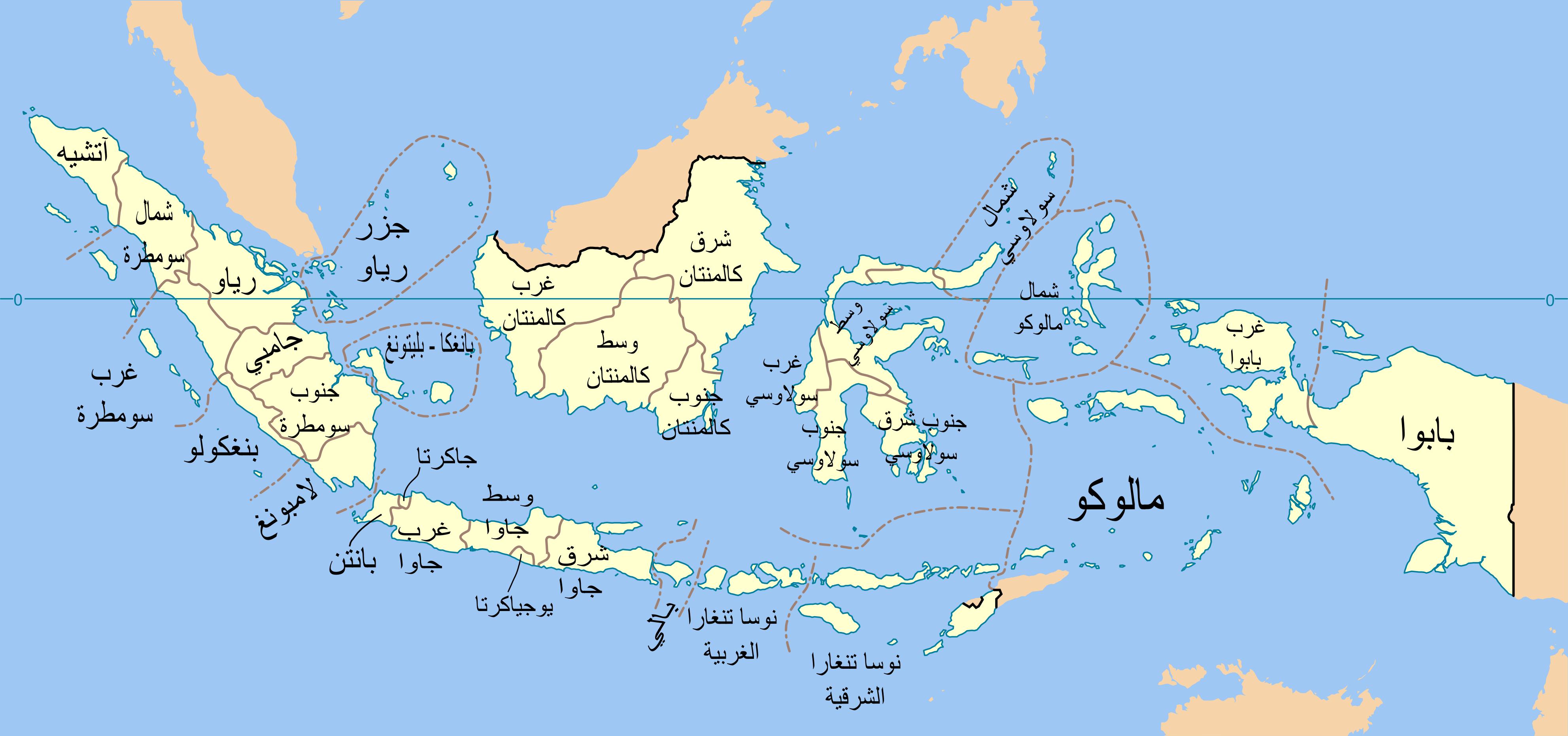 ملف:Indonesia bet365 live score cricket provinces blank map-AR ...