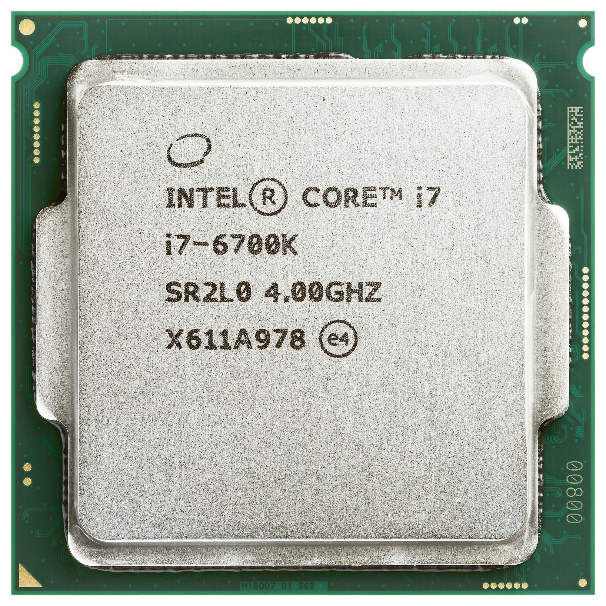 Fileintel Cpu Core I7 6700k Skylake Top Wikimedia Commons Intelcomputers History Intel Computers Integrated Circuit