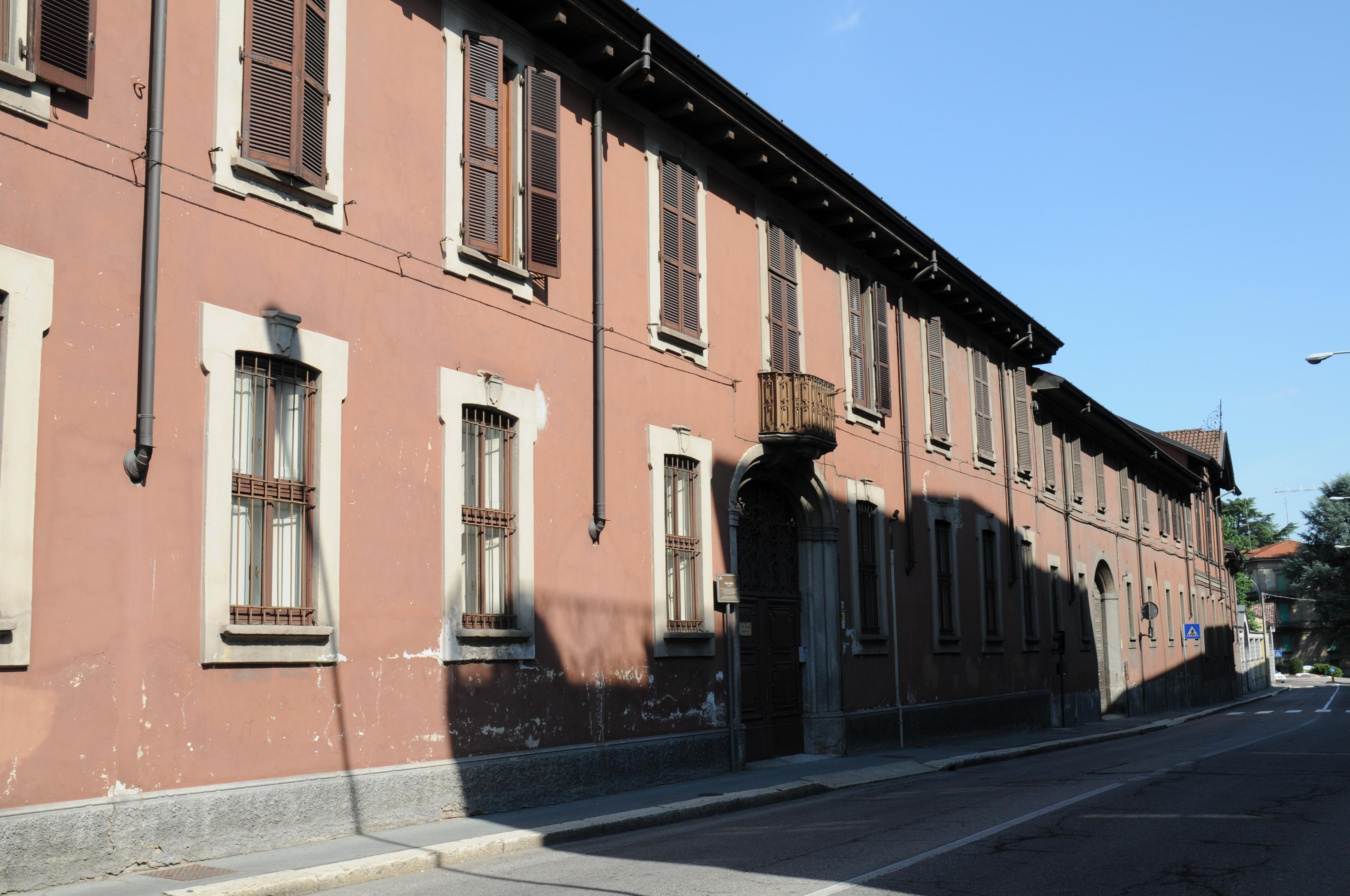 Mediglia Italy  city photos gallery : Istituto Melzi Legnano Wikimedia Commons