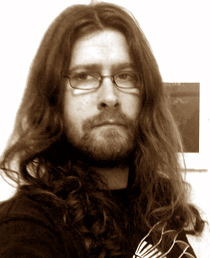 James Fogarty British musician