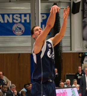 Jeroen van der List Dutch basketball player