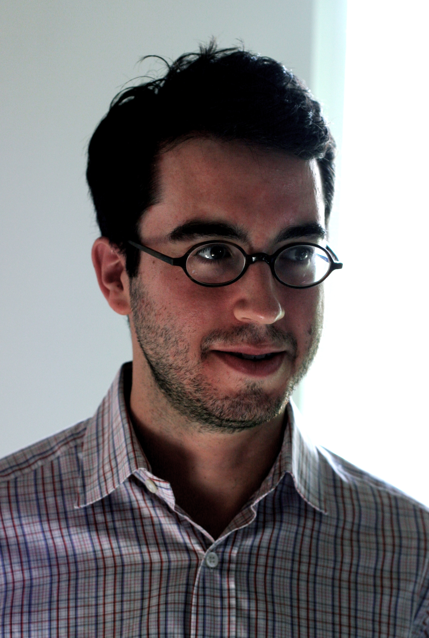 Photo of Jonathan Safran Foer