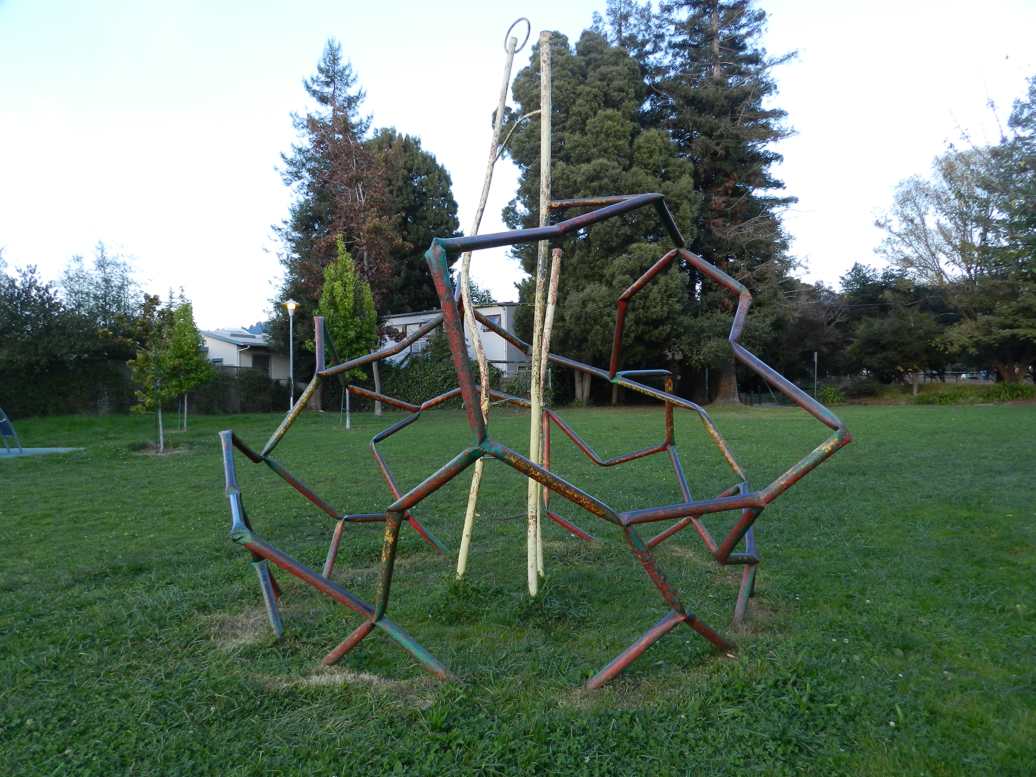 Ohlone Park Jungle Gym