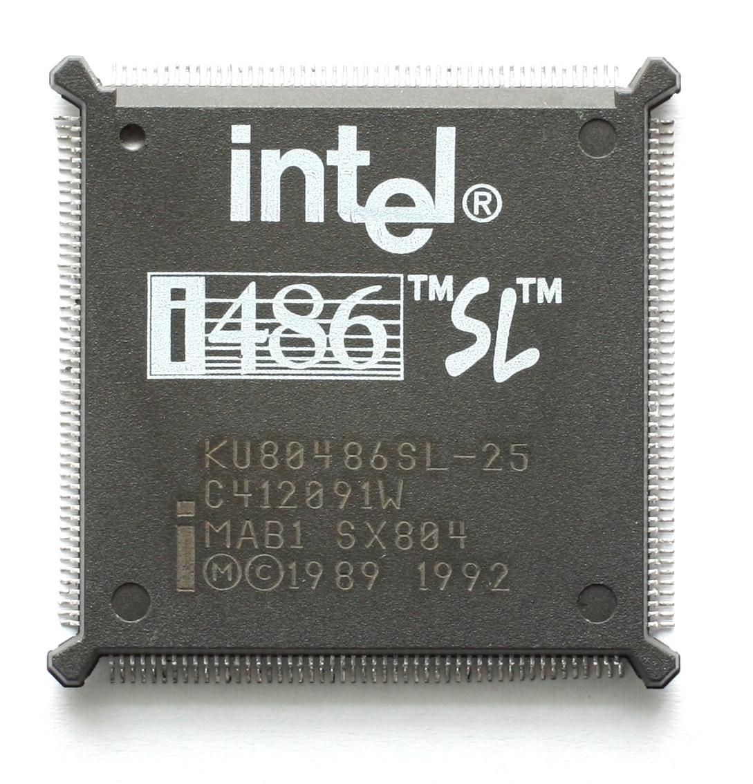 Intel 80486sl Wikipedia