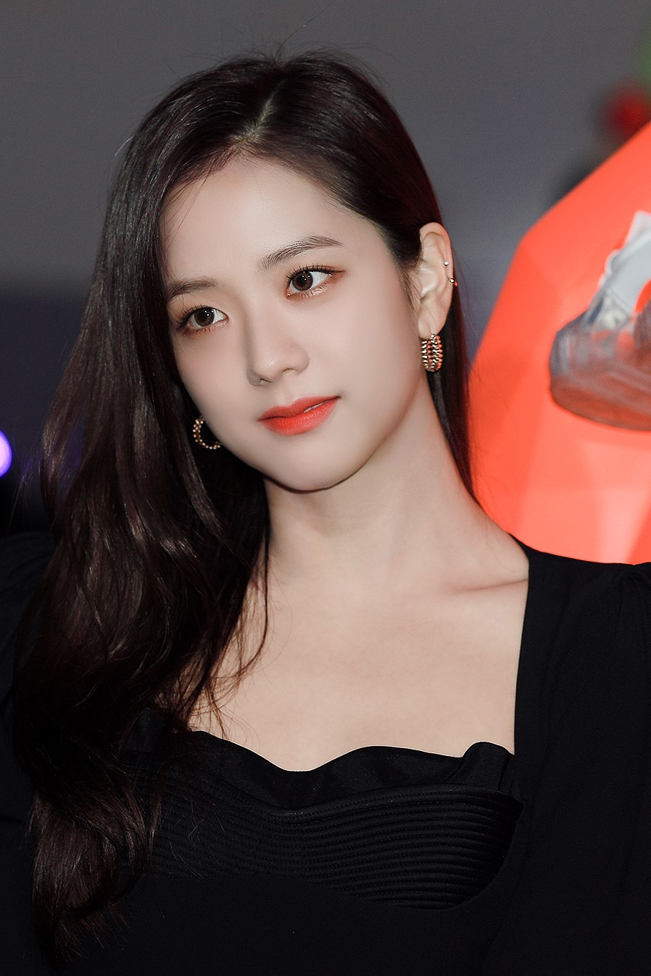File:Kim Ji-soo at Jimmy Choo Event on January 09, 2020 ...