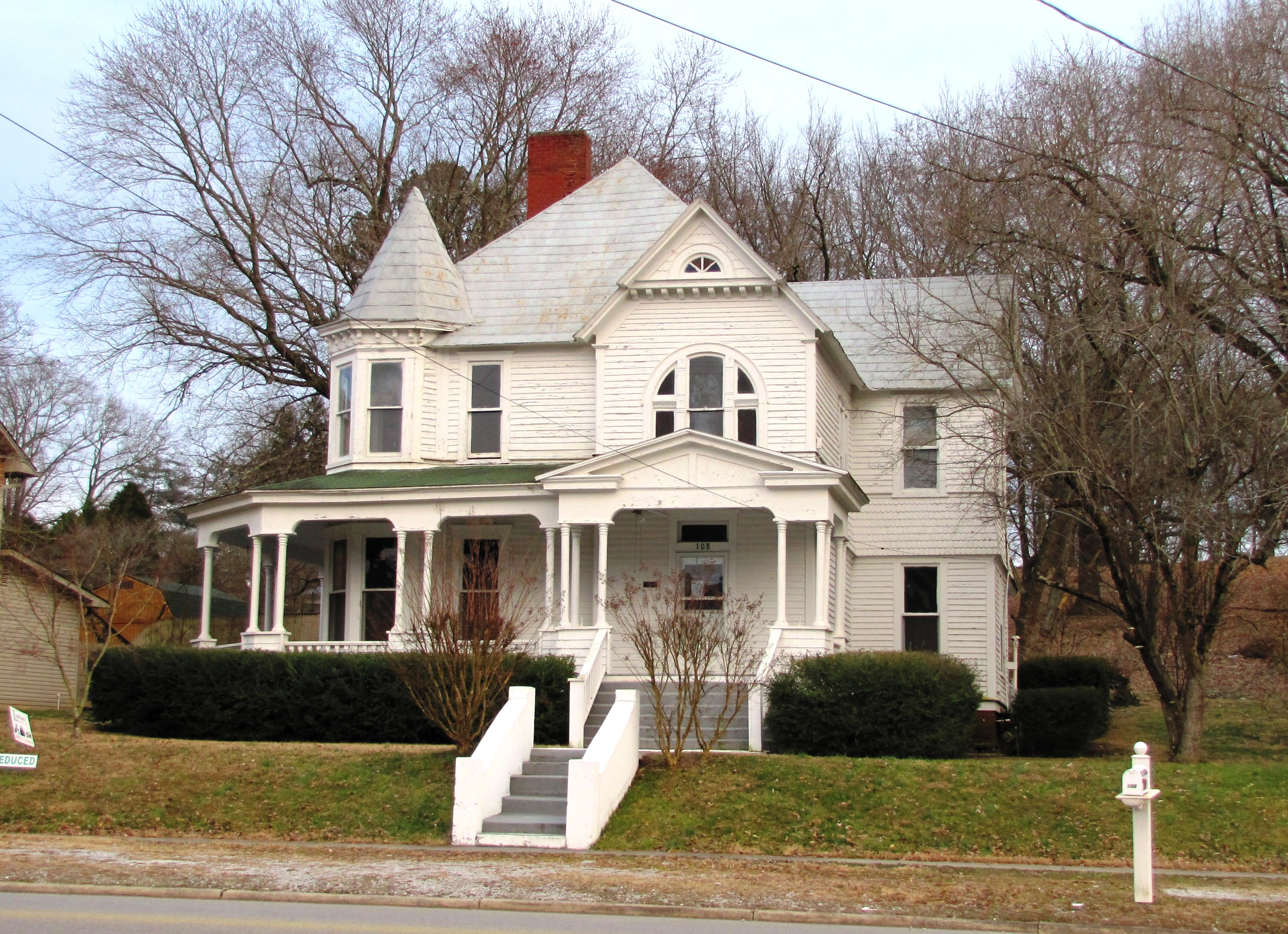 File Kingston Avenue Hd House Tn1 Jpg Wikimedia Commons