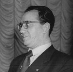 Kurt Liebknecht German architect and politician