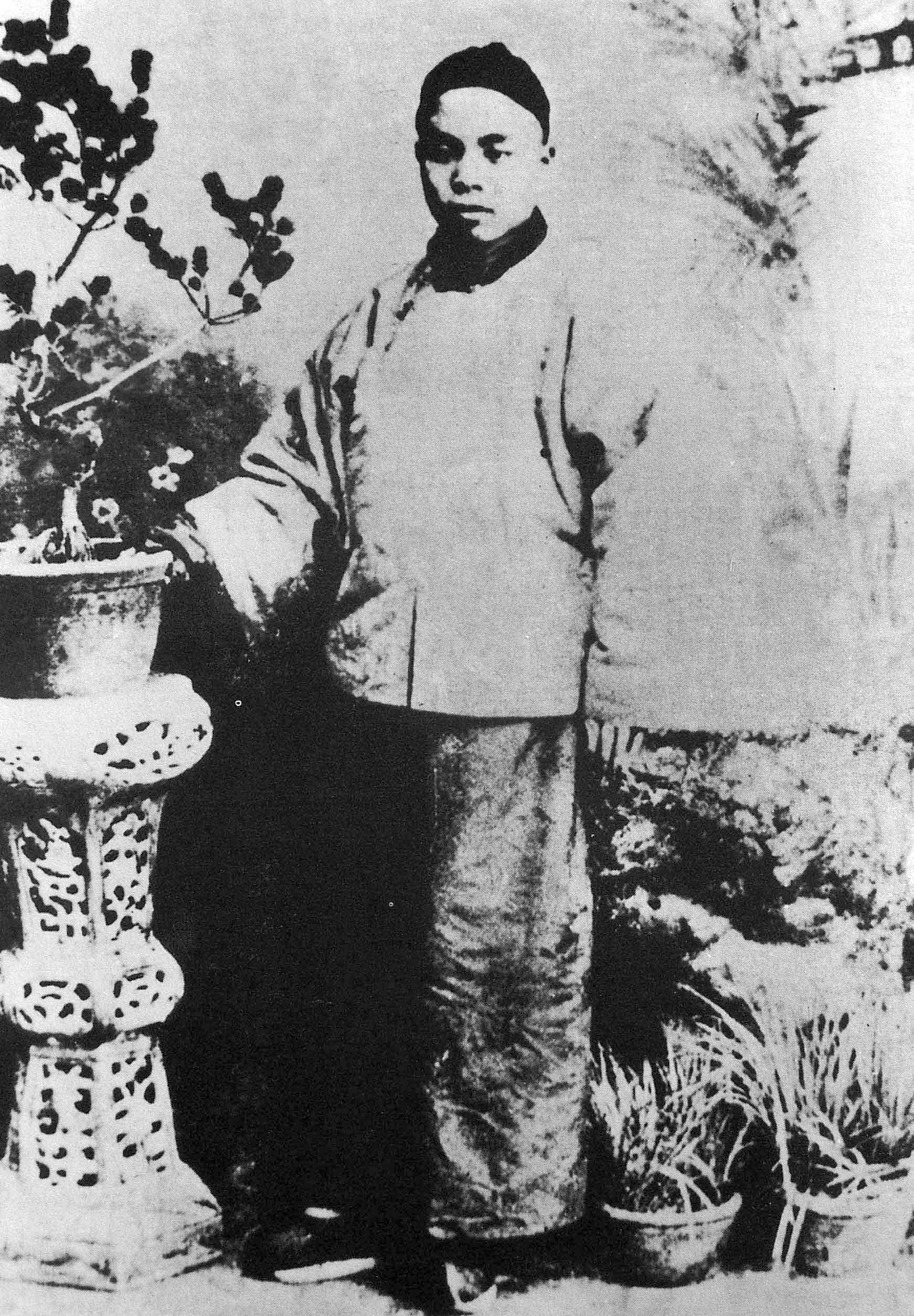 Lin Xu, a Chinese politician during the late Qing Dynasty, one of the Six Gentlemen executed by Empress Dowager Cixi after the Hundred Days' Reform