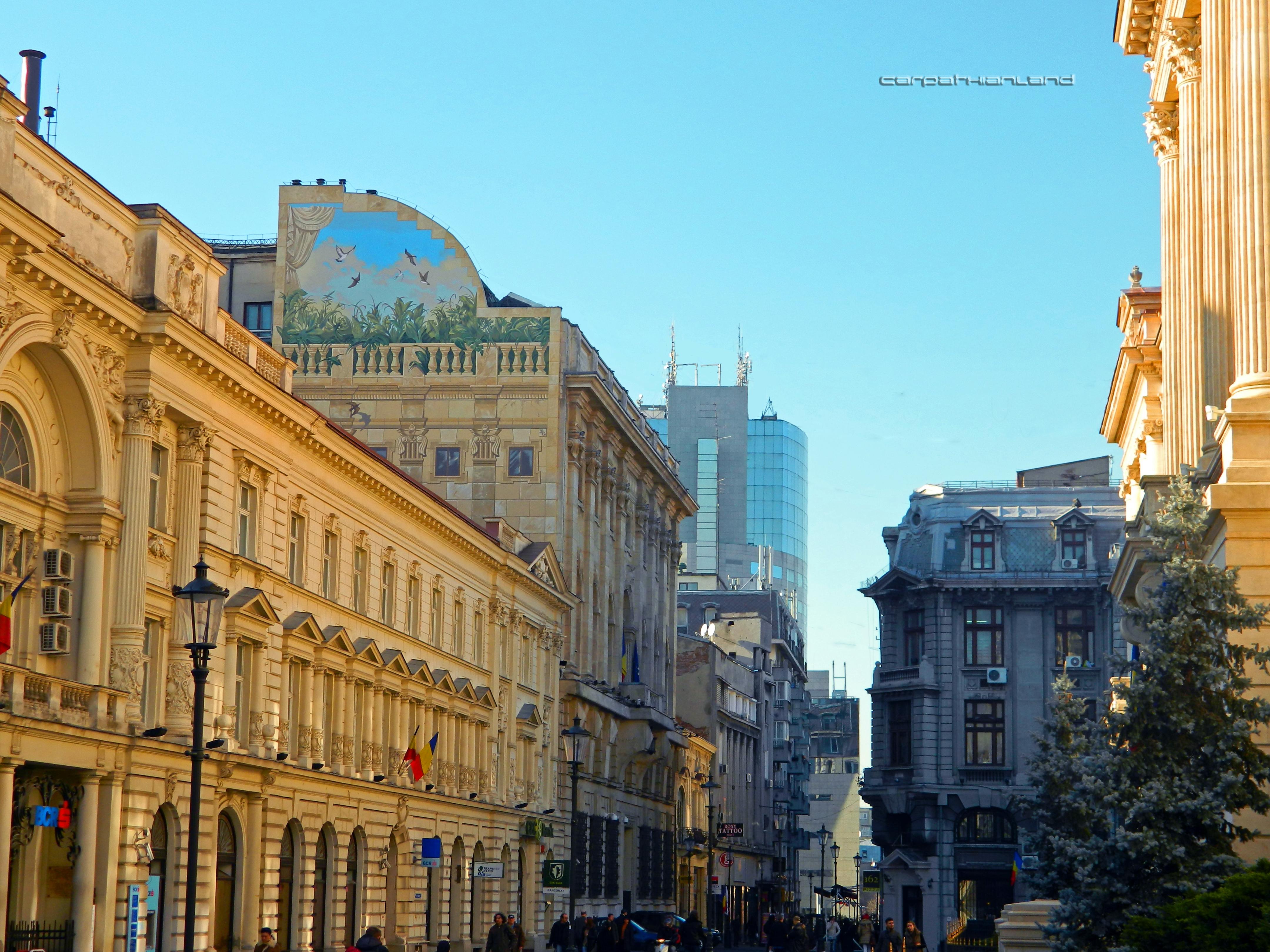 București Lipscani Wikivoyage