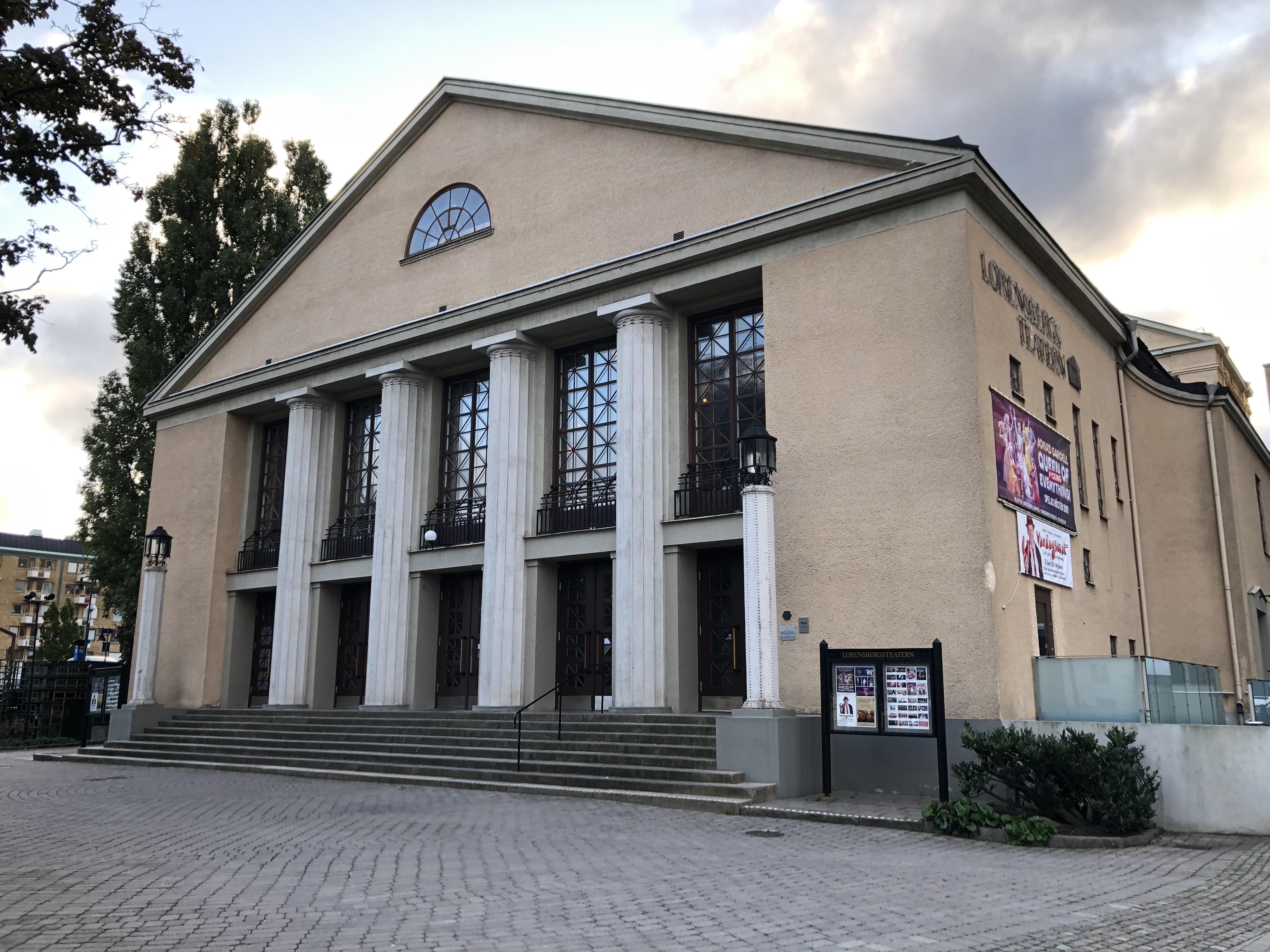 lorensbergsteatern annie
