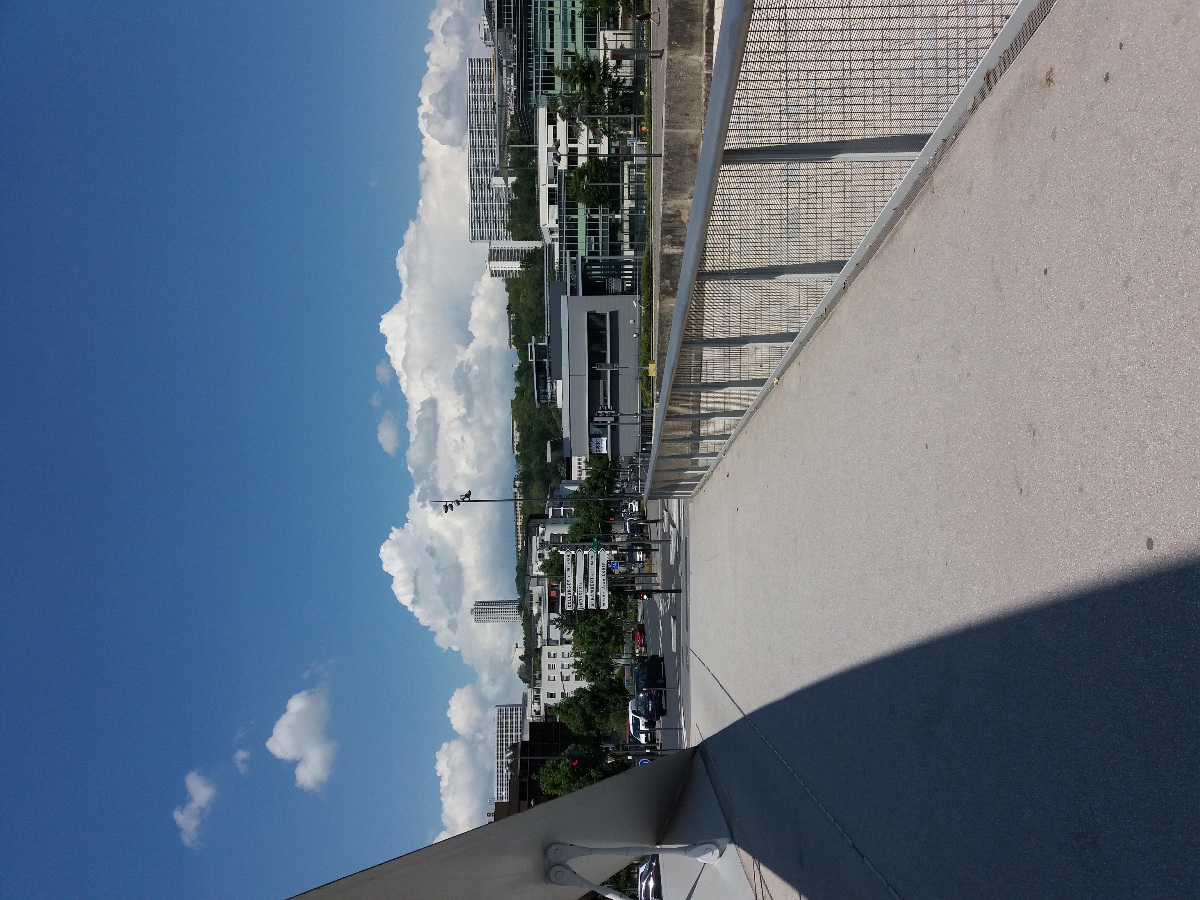 File Lyon 9e Pont Robert Schuman Vue Sur Vaise Jpg