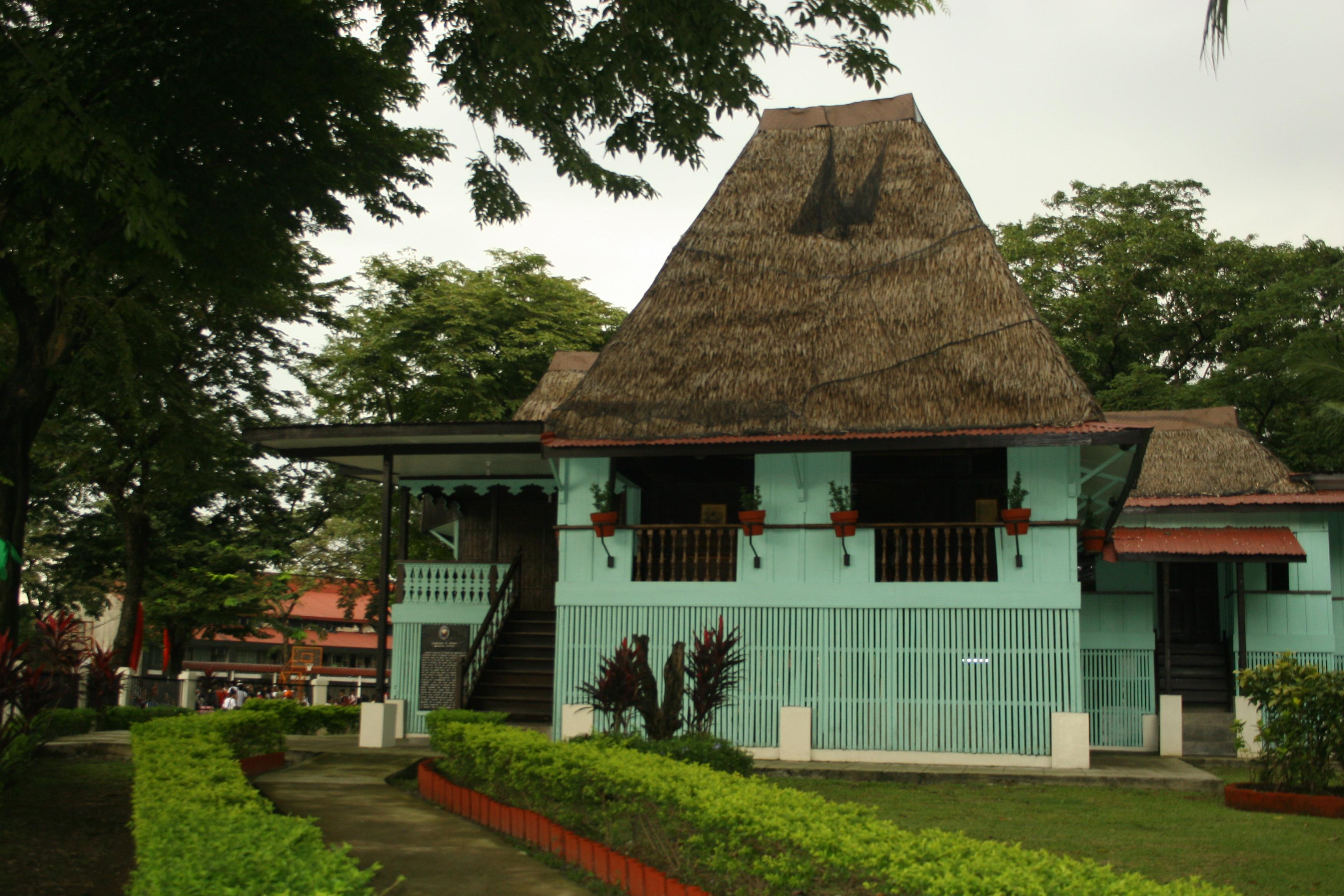 File Mabini Shrine Pup Manila 2 Jpg Wikimedia Commons