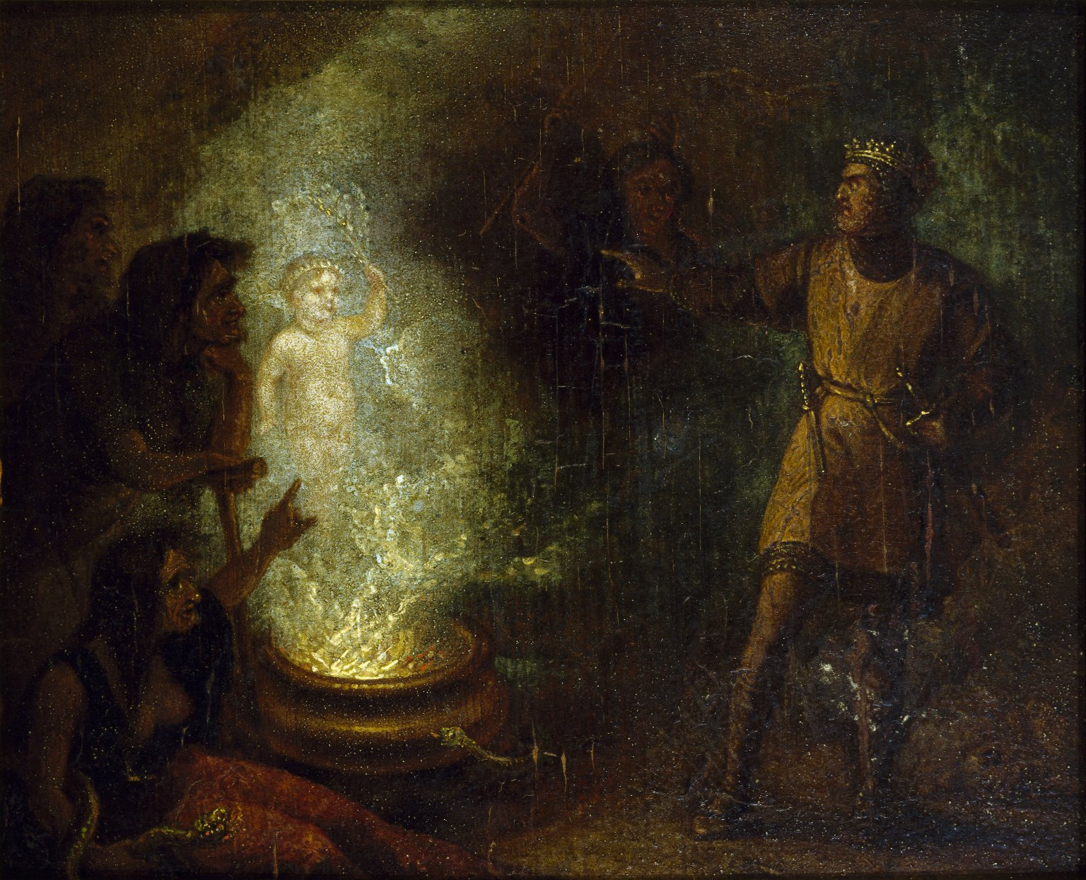 File:Macbeth Recoiling From The Apparition Of The Crowned Child