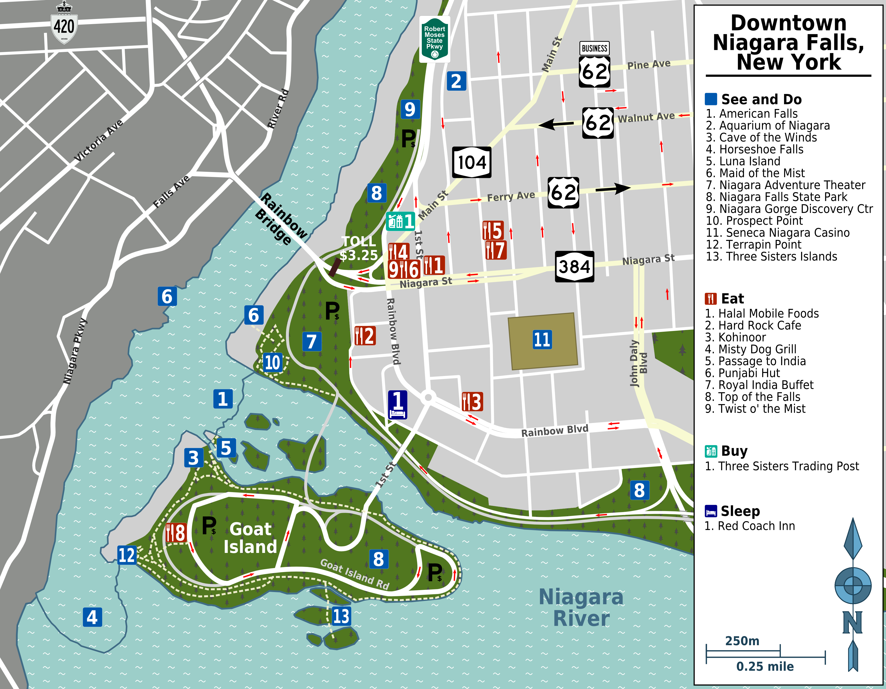 File:Map - Niagara Falls NY - Downtown.png - Wikimedia Commons on skylon tower, whistler map, cave of the winds, niagra falls hotel map, horseshoe falls, goat island, love canal map, hudson river, mount rushmore map, niagara river map, toronto map, philadelphia map, whitestone map, montreal map, iguazu falls, manhattan map, bridal veil falls, st. catharines map, yosemite national park, canadian rockies, maid of the mist, new york map, edmonton map, grand canyon map, washington dc map, victoria falls, quebec city, charleston map, welland canal map, rainbow bridge, aquarium of niagara map, amazon river, american falls, lake superior map, new orleans map,