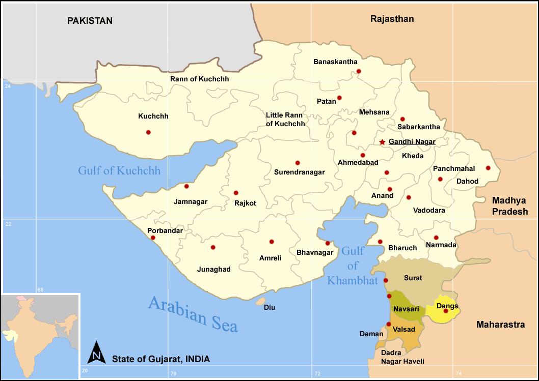 South Gujarat - Wikipedia