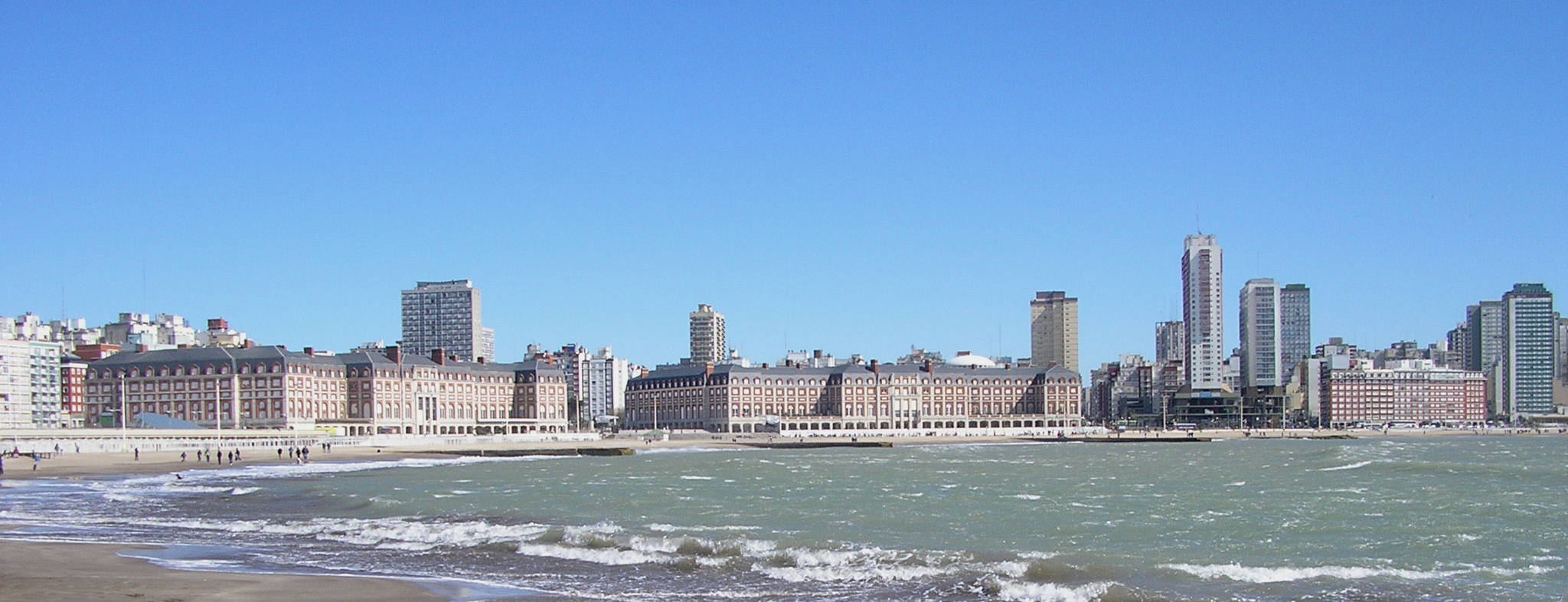 File:Mar del Plata panorámica.jpg - Wikimedia Commons