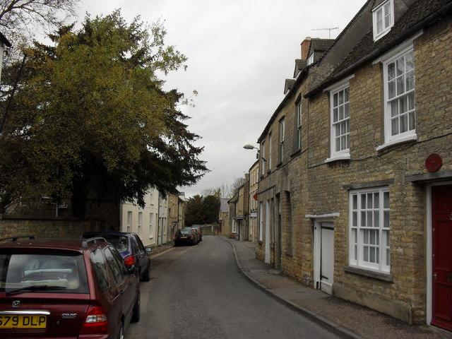 Market Street, Charlbury - geograph.org.uk - 1633553