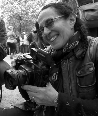 Image of Mary Ellen Mark from Wikidata