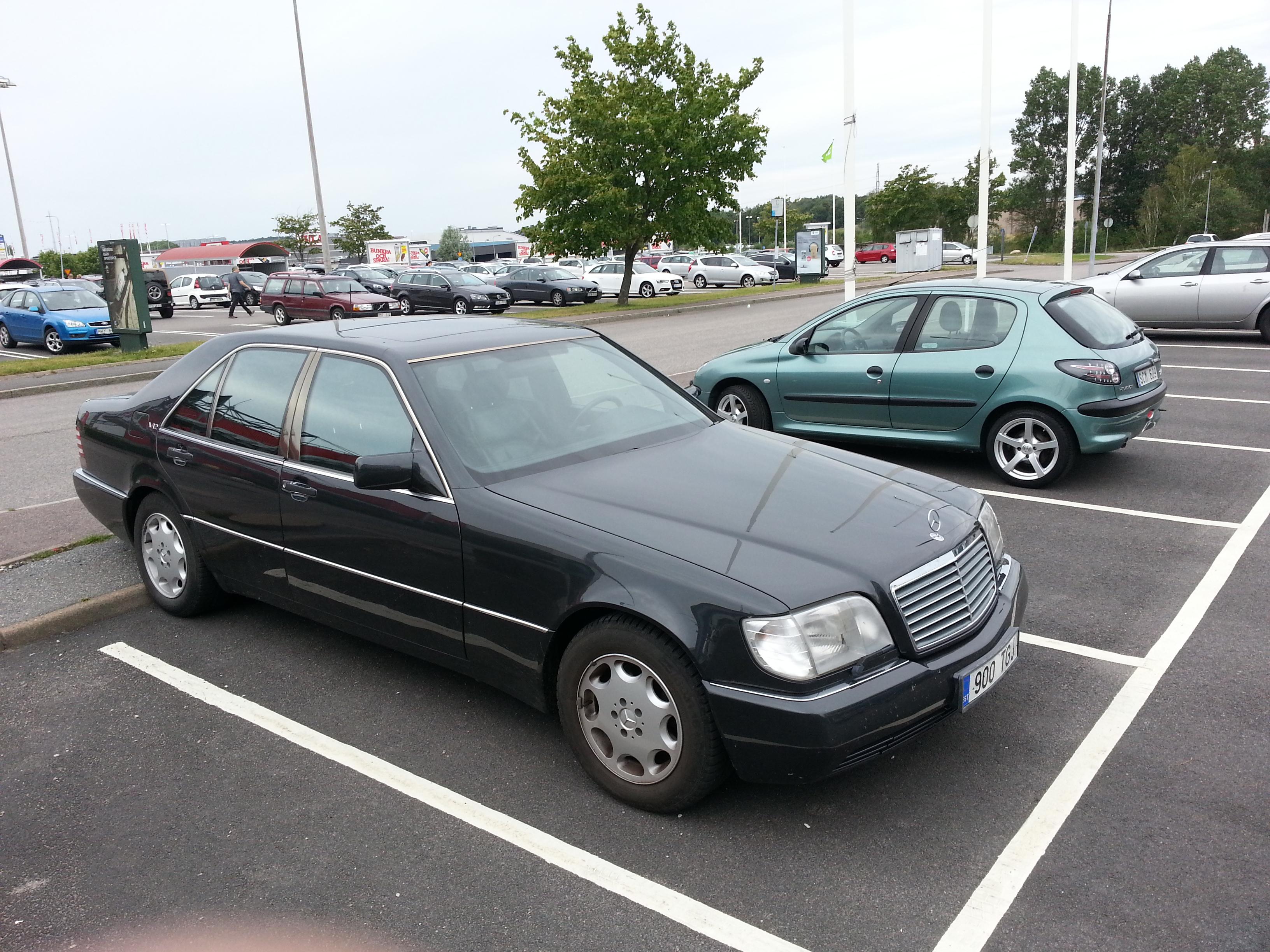 File Mercedes Benz S600 W140 14743810040 Jpg Wikimedia Commons