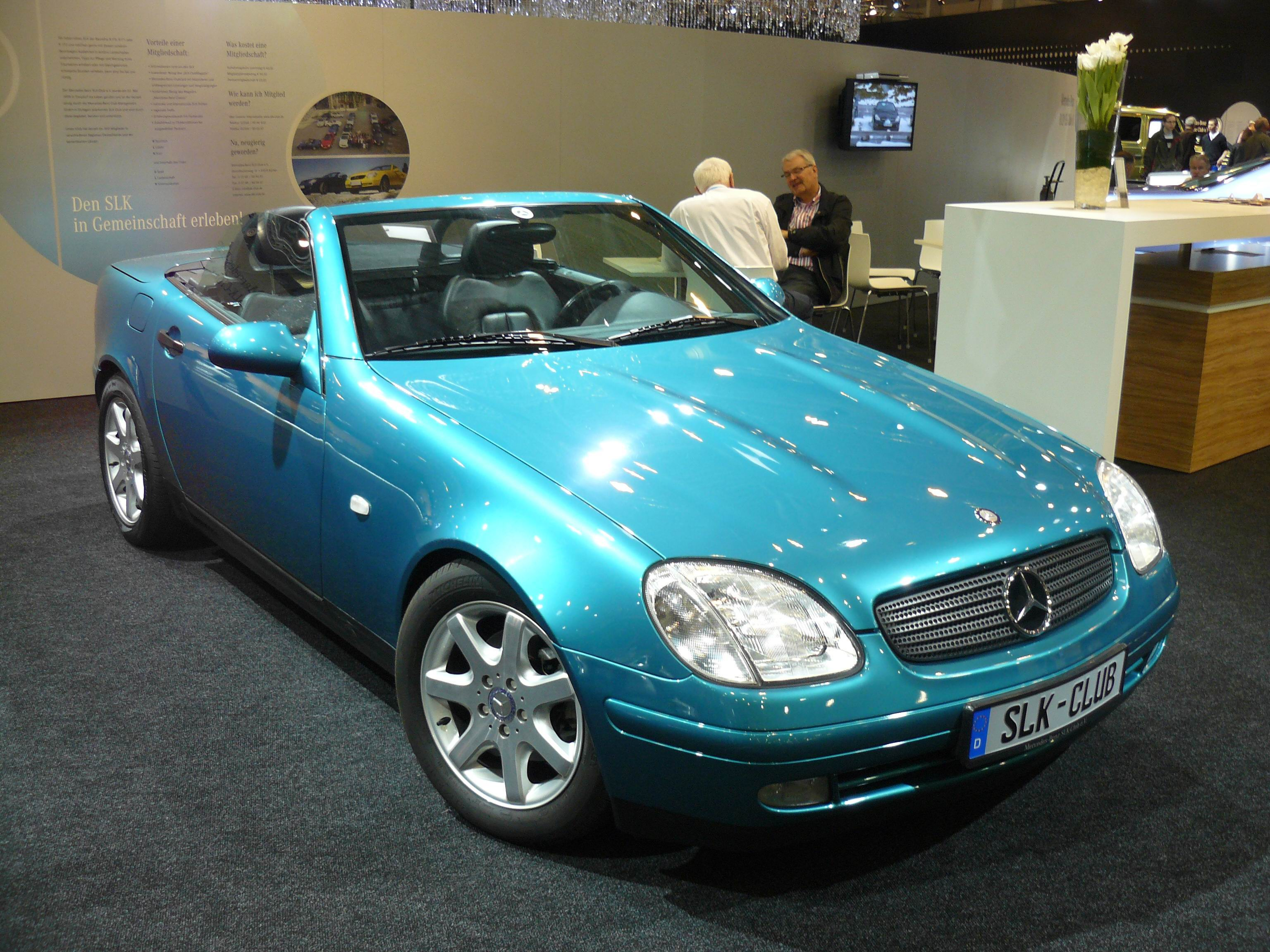file mercedes slk 200 wikimedia commons. Black Bedroom Furniture Sets. Home Design Ideas