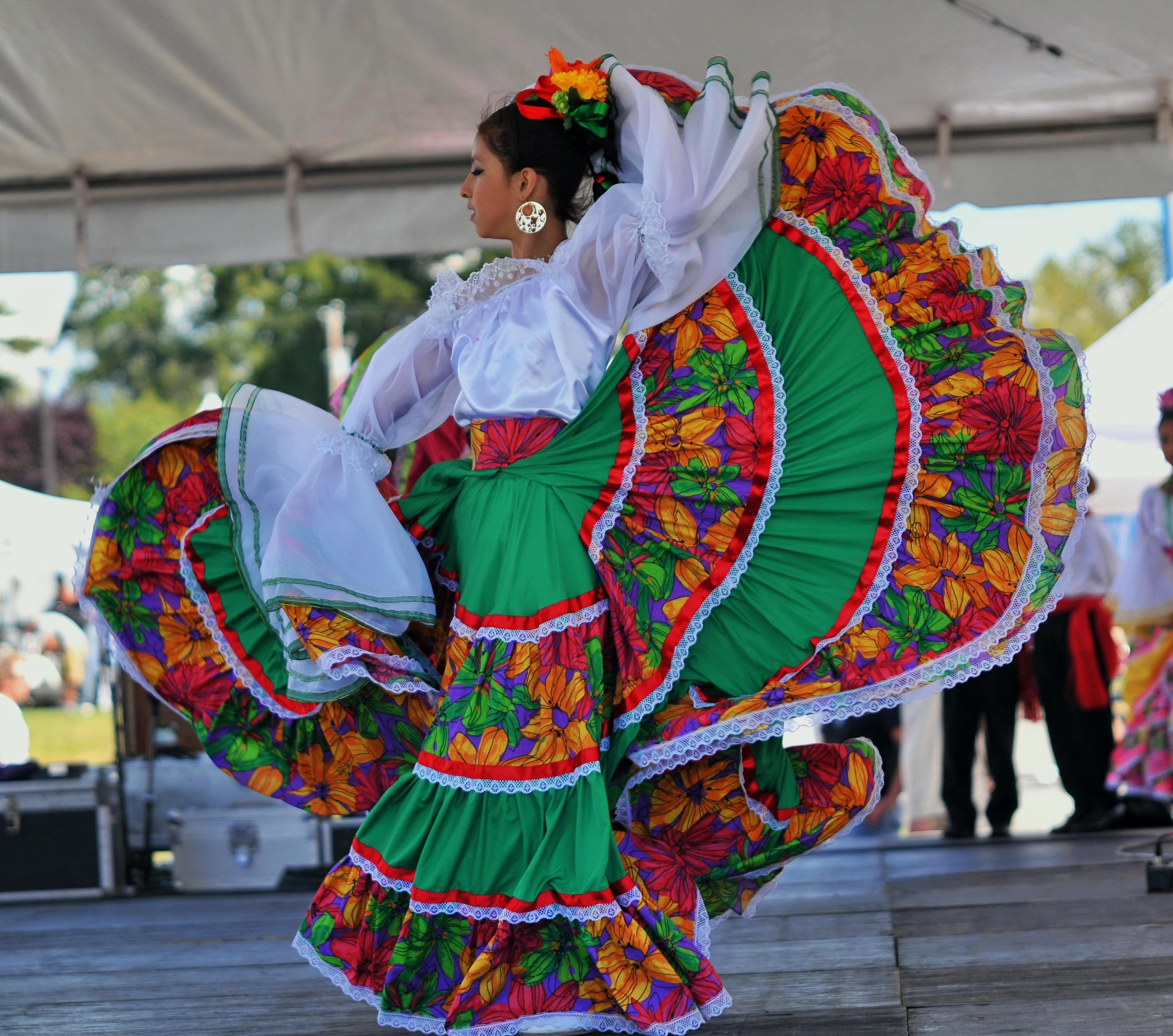 Mexican Themed Christmas Food