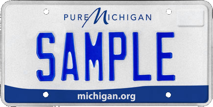 Vehicle registration plates of Michigan - Wikipedia