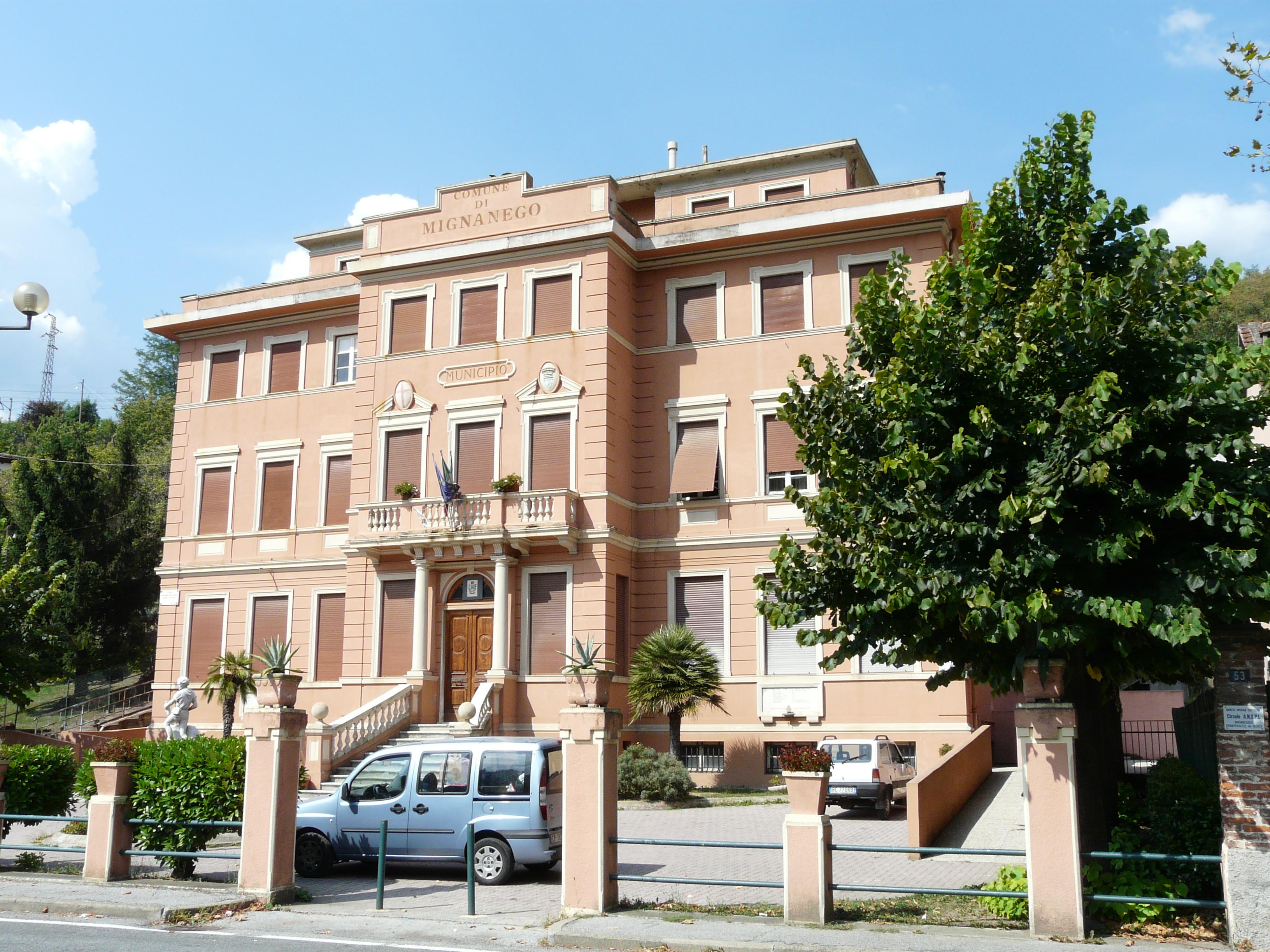14 municipio: