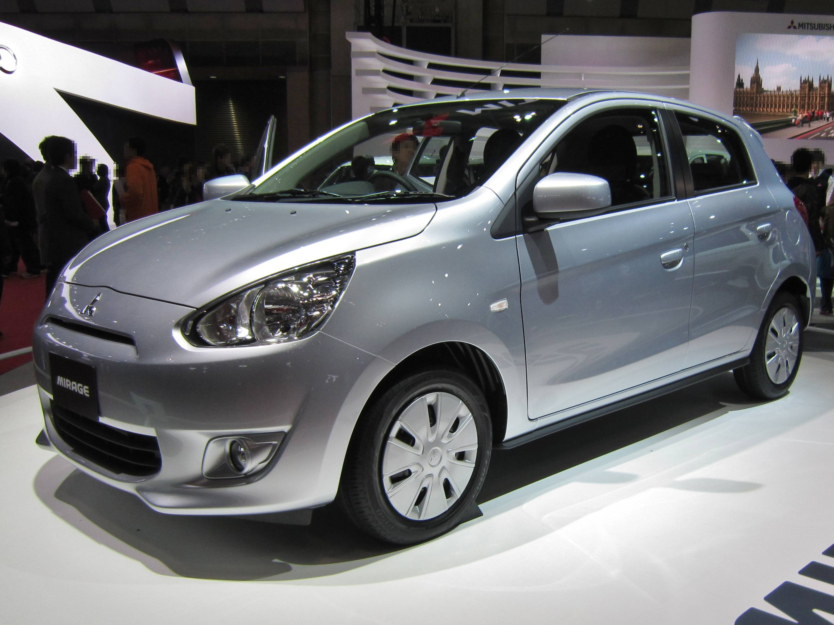 Mitsubishi Space Star 2012