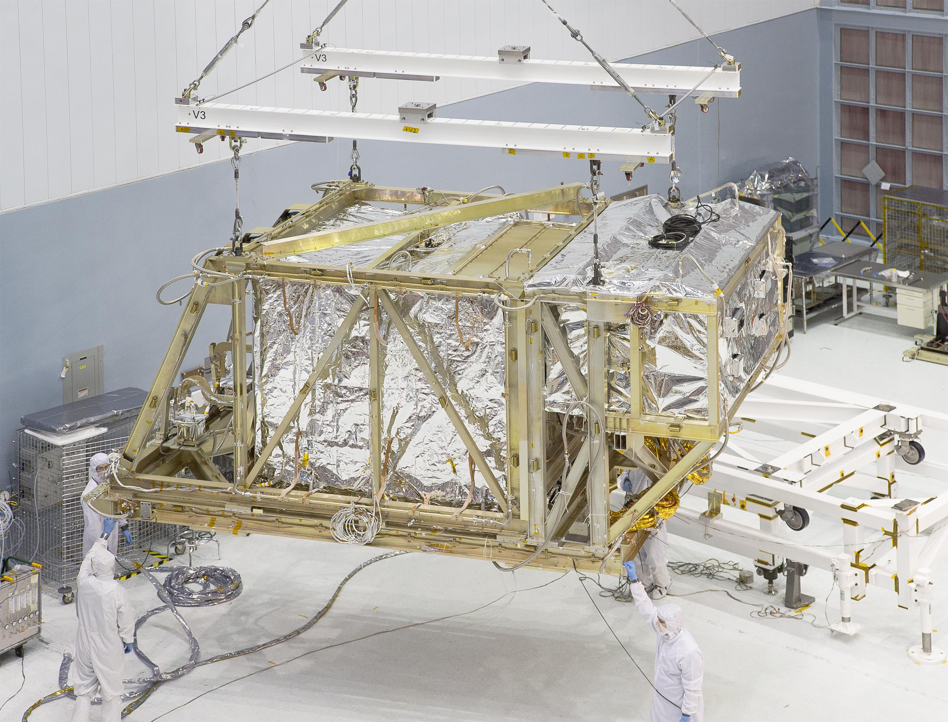 File:NASA's James Webb Space Telescope Science Instruments Begin