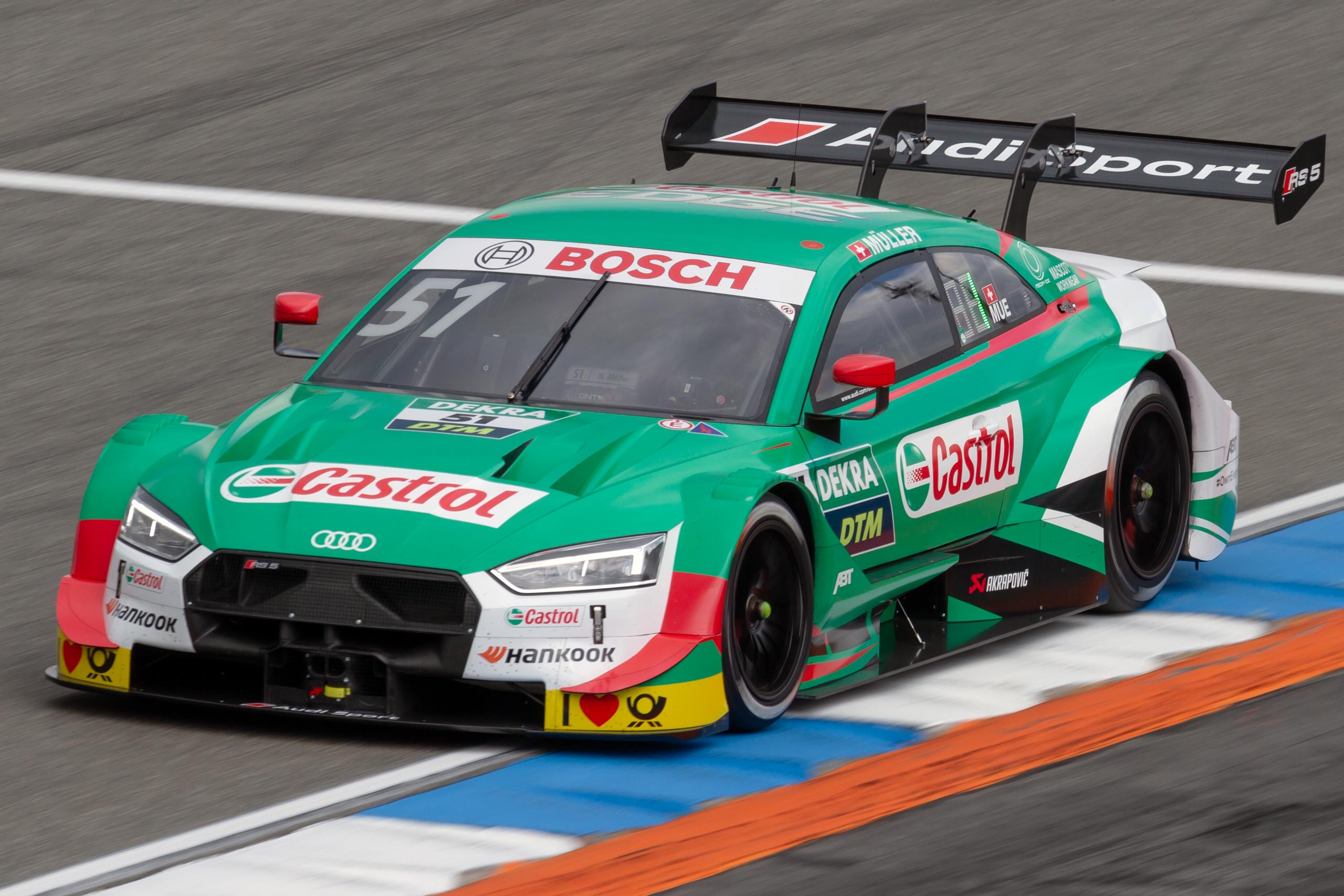 Audi Rs5 Turbo Dtm Wikipedia