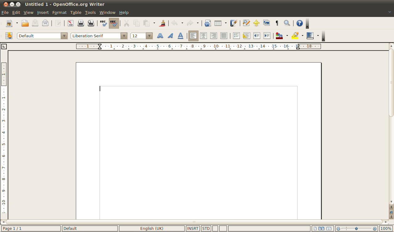 Fileopenoffice writer 320 screenshot on ubuntu 10041g fileopenoffice writer 320 screenshot on ubuntu 10041 altavistaventures Gallery