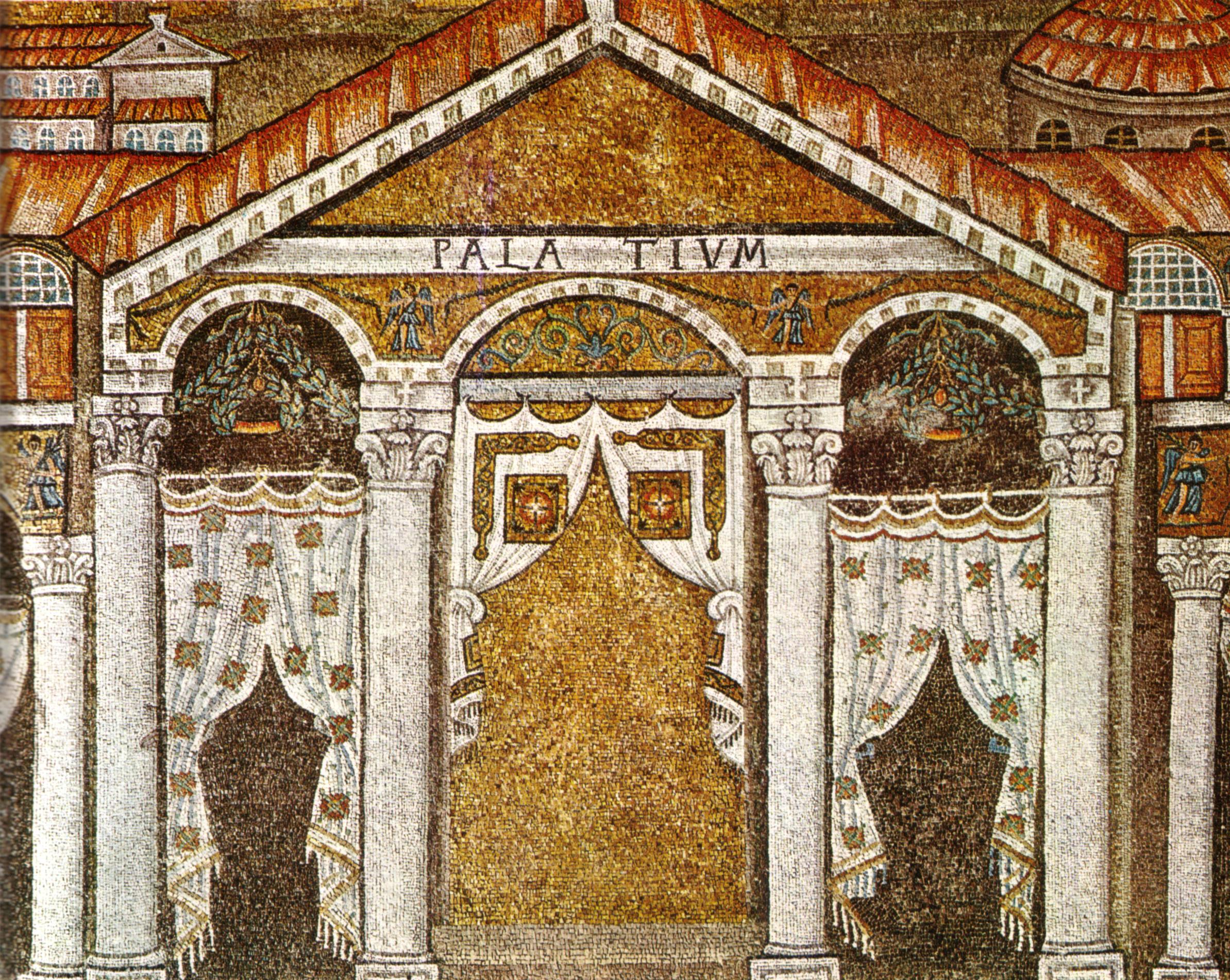 Description Palatium di Teodorico.jpg