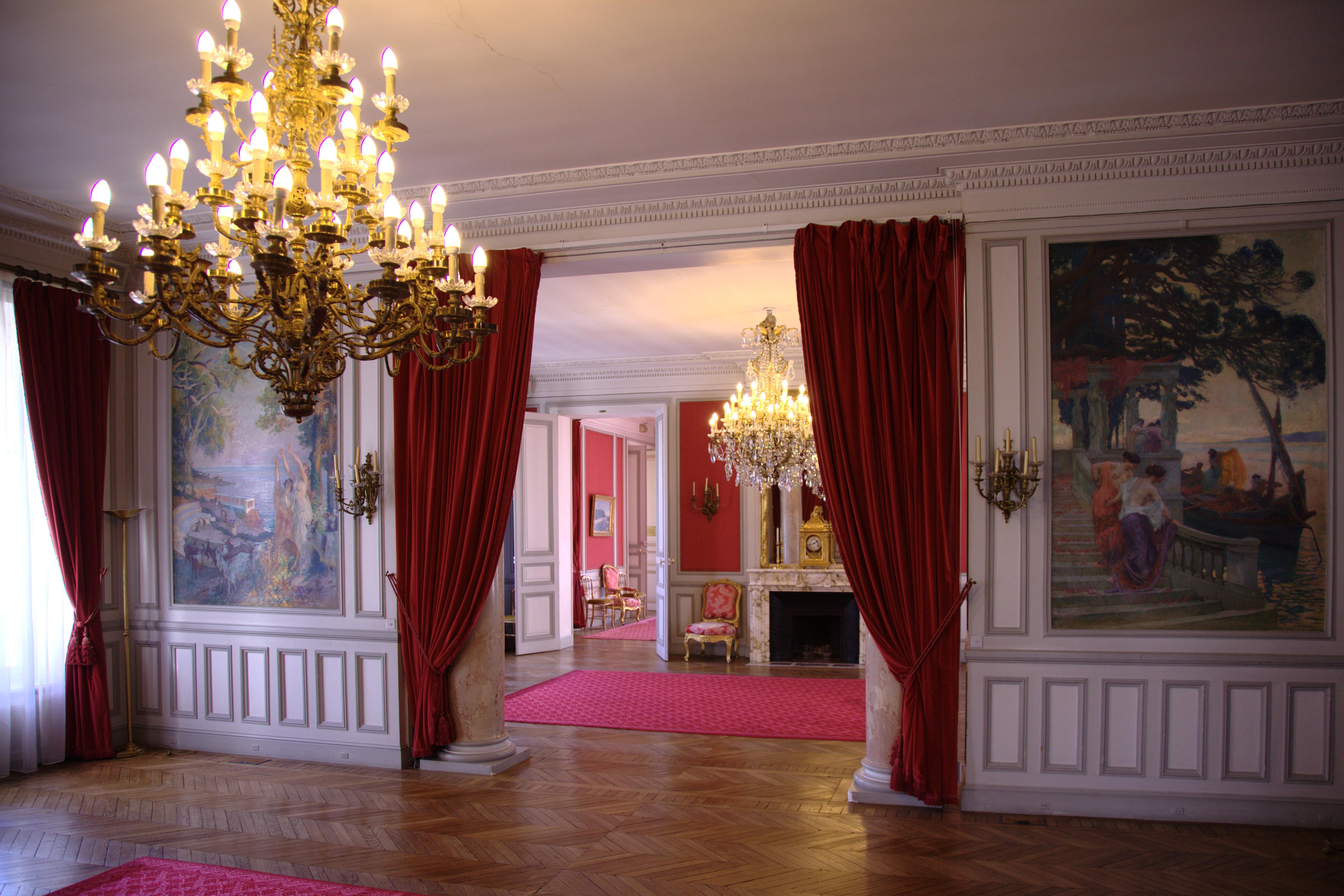 File paris hotel de montmorin salon 1 wikimedia commons for Salon miroir paris 14