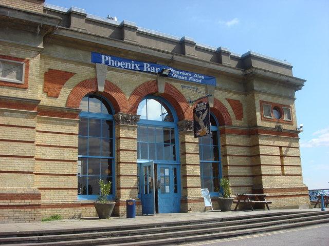 Phoenix Bar, Alexandra Palace - geograph.org.uk - 1282575